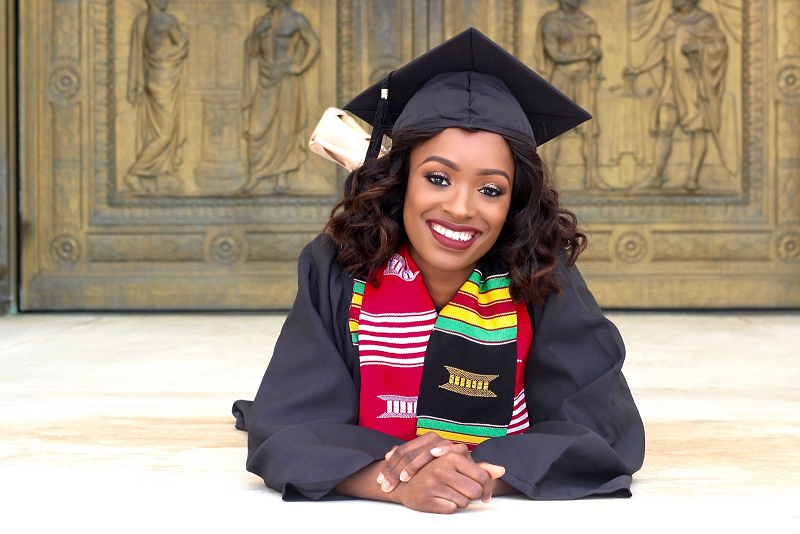 MEET GRADUATE AJIA RICHARDSON!