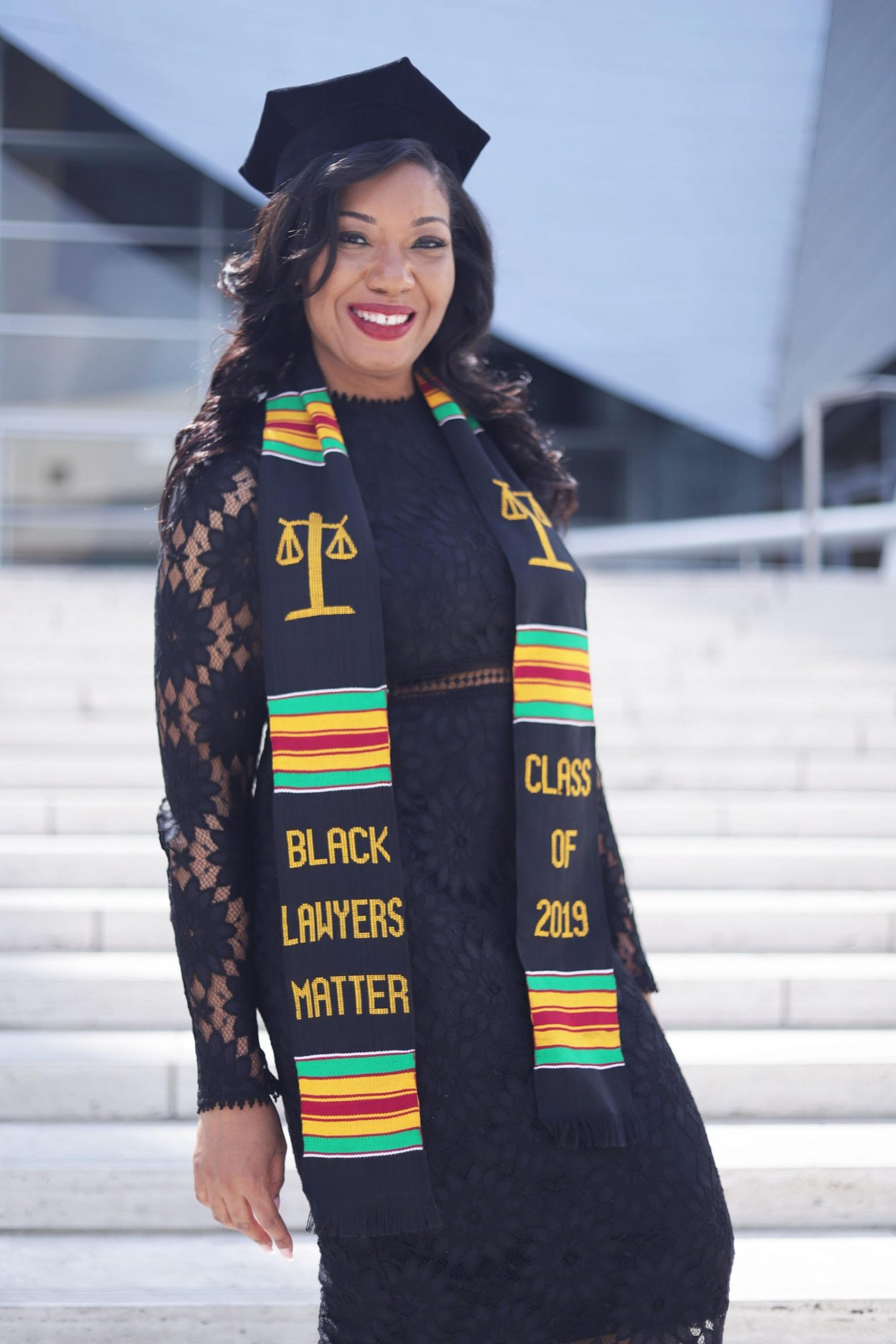 MEET GRADUATE JANAE HILL