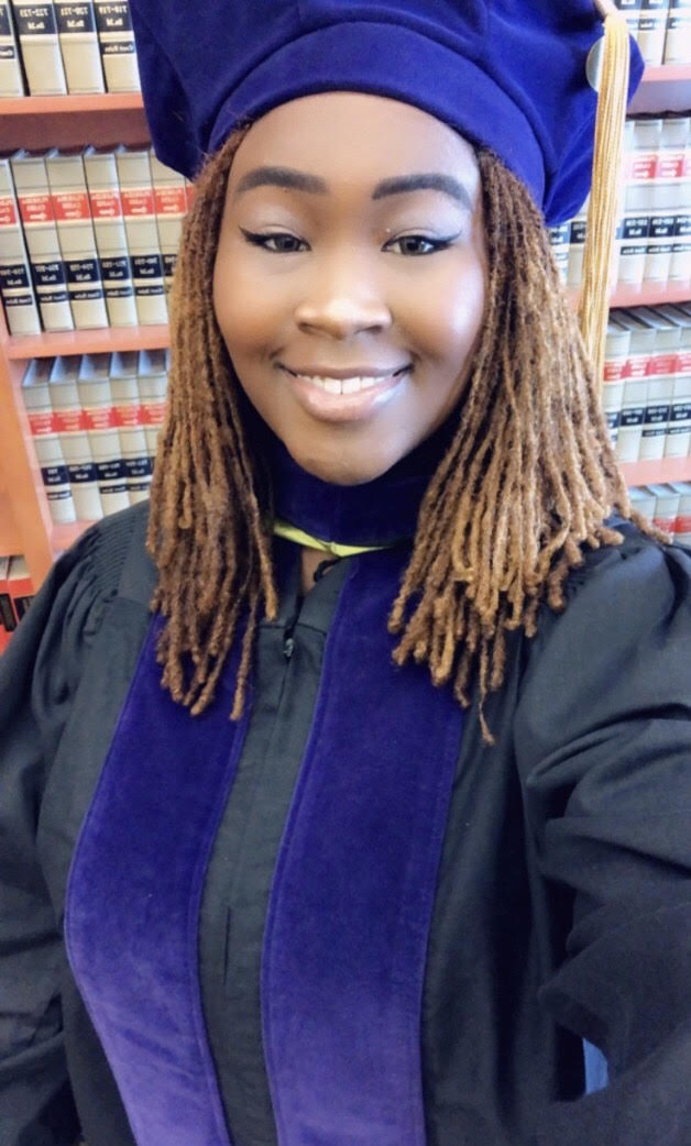 Meet Graduate Imani Waters